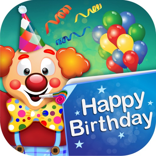 App Detail Birthday Cards Make Special Party Invitation Or Happy Bday Gift ECards With Best Wishes