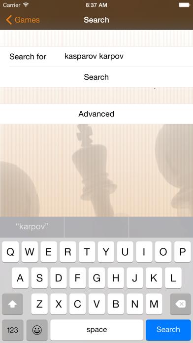 ChessBase Online screenshot1