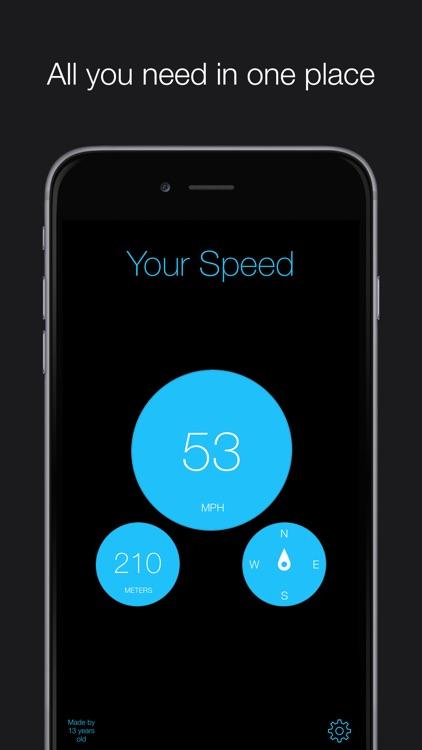 NoSpeed - Car Speed Alert System