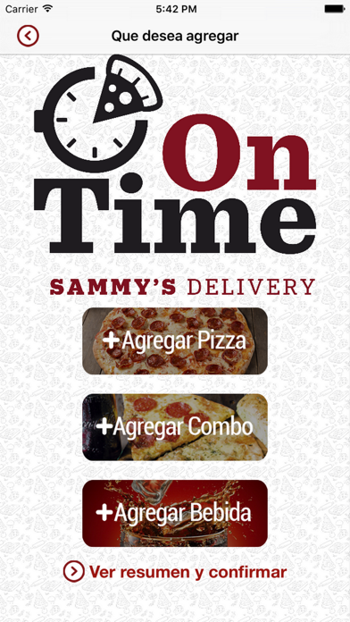 Sammy's Pizza On Time screenshot three