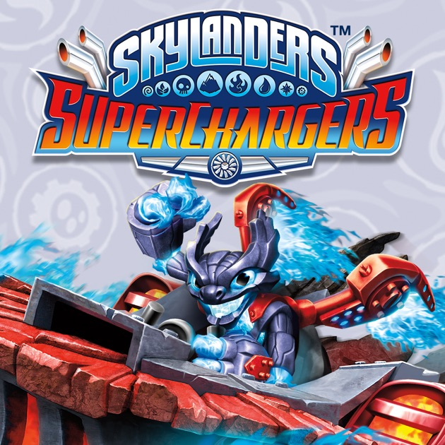 skylanders superchargers on the app store