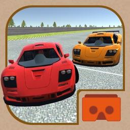 VR Car Racing 3D for Google Cardboard