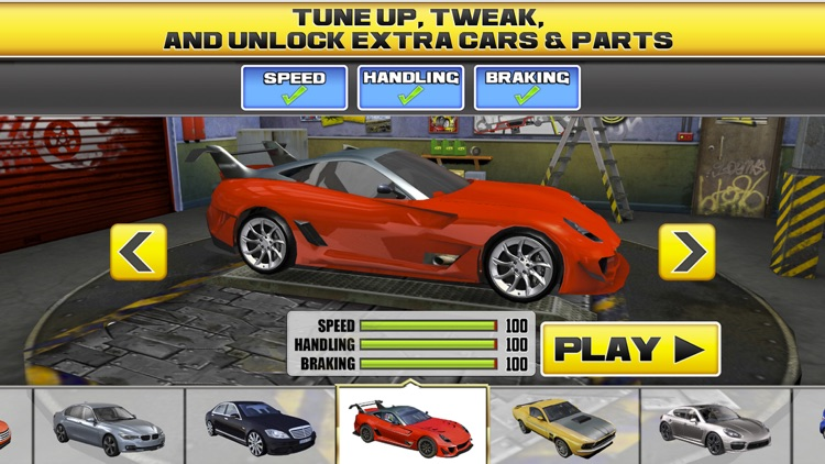 Traffic Racing a Real Endless Road Car Racer Hero screenshot-1