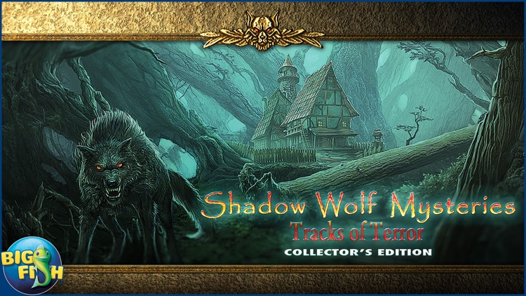 Shadow Wolf Mysteries: Tracks of Terror - A Hidden Object Adventure (Full) screenshot-4