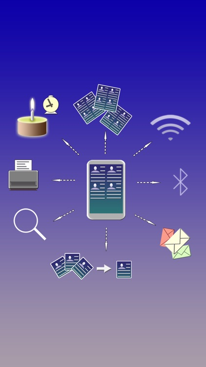 Comprehensive Multi Address Book Organizer+