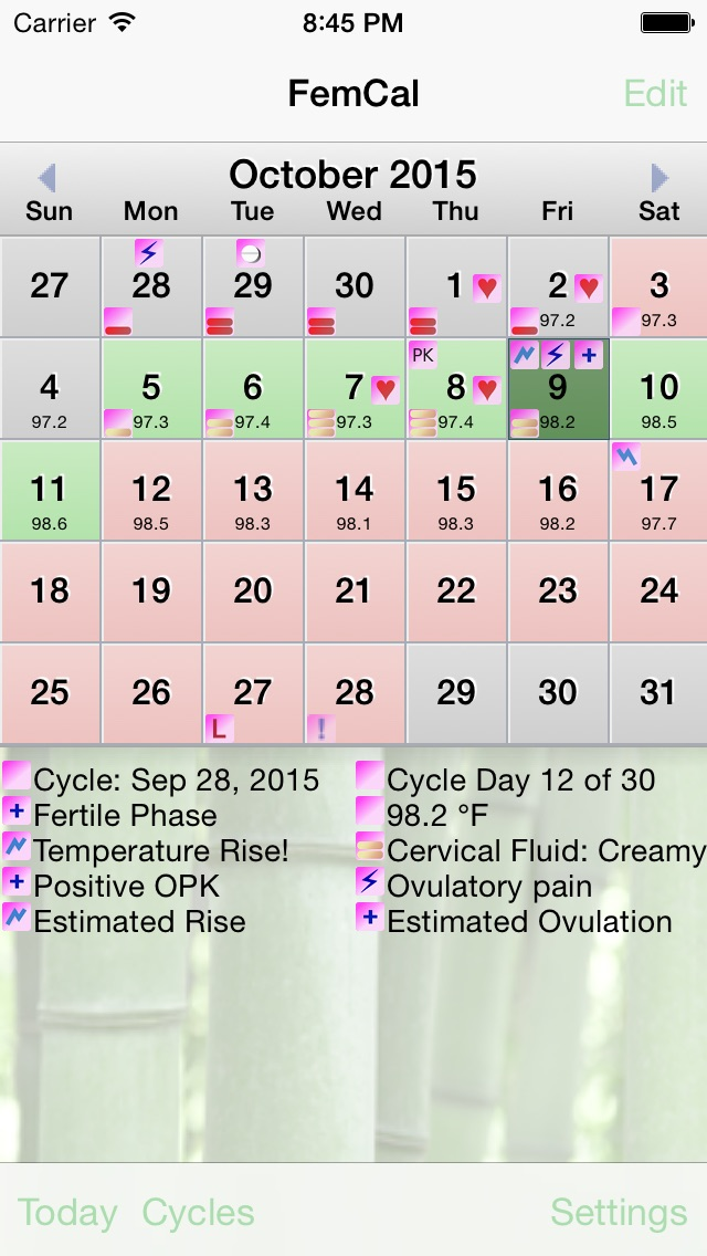 ovulation calculator download for blackberry