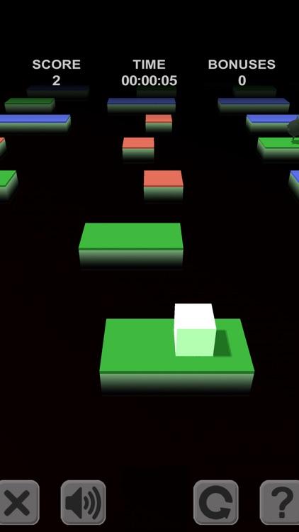 Cube Jump. 3D platforms screenshot-4