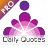 Daily quotes - quote of the day for motivation and inspiration Pro