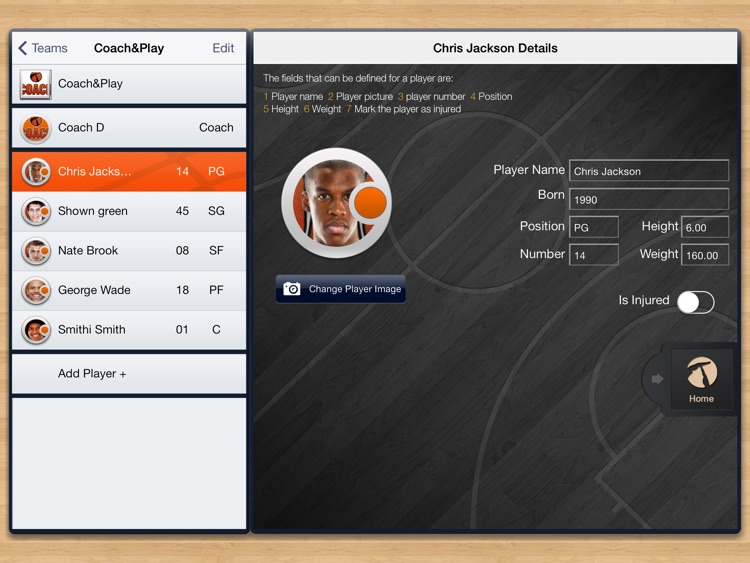 Coach and Play screenshot-3