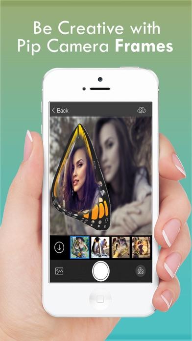 Schönheit der Brute-Kamera - Free Photo Collage Maker mit besonderen wilden Rahmen für InstagramScreenshot von 3