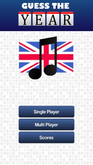 UK Song Quiz - Guess The Yearのおすすめ画像1
