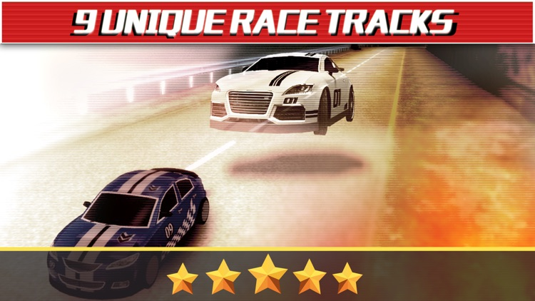 Highway GT Race - Real Traffic Driving Racer Chase and Speed Car Destiny Racing Simulator screenshot-3