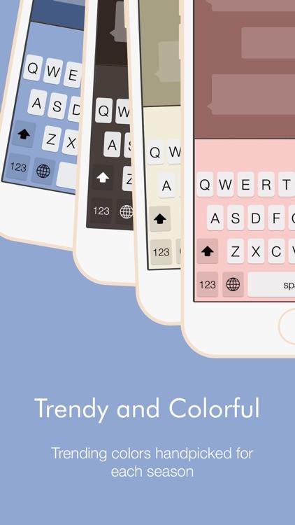Brightkey Keyboard - Designer Themes