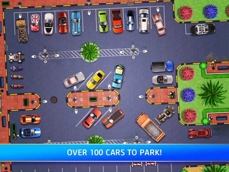 Parking Mania HD screenshot-4