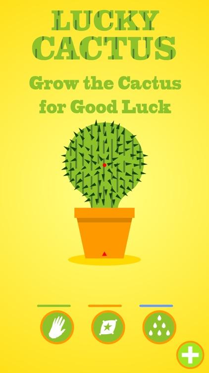 Lucky Cactus Grow screenshot-4