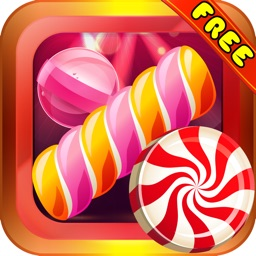 Tangled Candy : - A match 3 puzzles for Christmas season