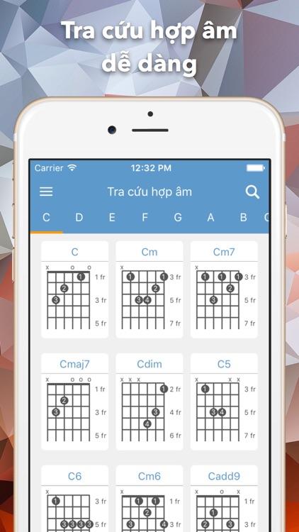 Hop Am Chuan - Guitar Tabs screenshot-4