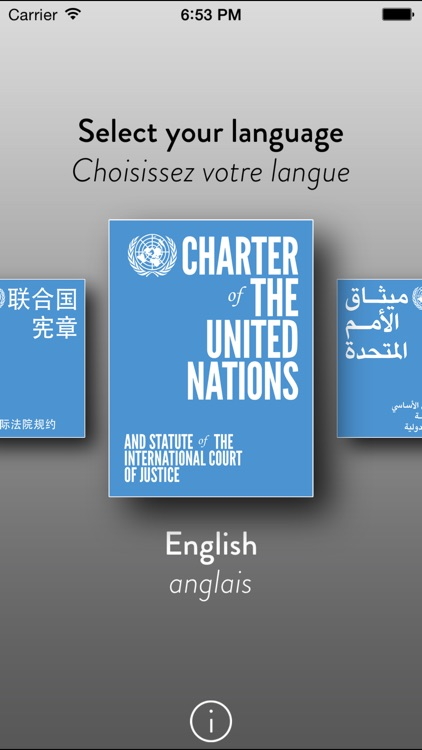 Charter of the United Nations [UN]