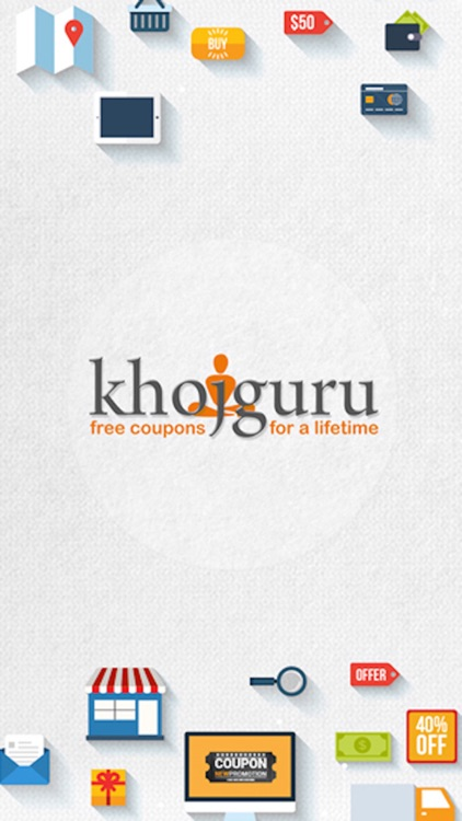 Khojguru - Coupons & Deals