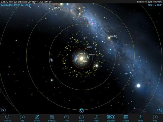 Screenshot #5 pour SkySafari 5