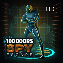 100 Doors Spy Escape HD