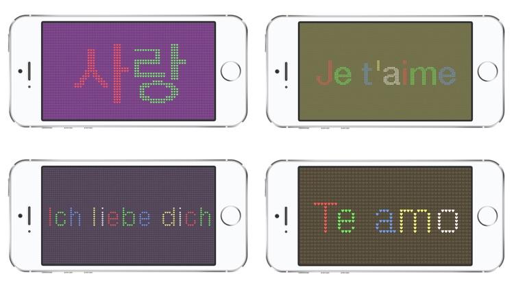 iLED - Ultimate LED Banner App screenshot-3