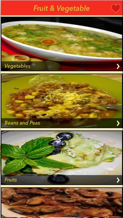 1000+ Fruit&Vegetable Recipes