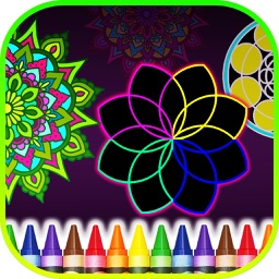 Mandalas Coloring And Paint