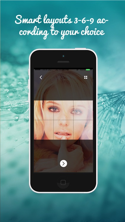IGGrids – Pro Crop Your Photos In Banners / Tiles For Instagram Profile View screenshot-3