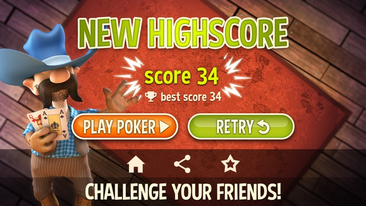 Poker - Win Challenge screenshot-3