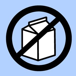 Dairy Free Food app