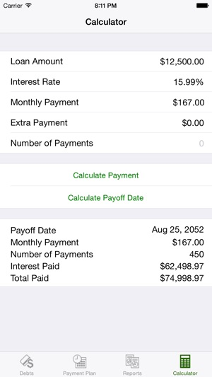 debt relief debt payoff assistant on the app store
