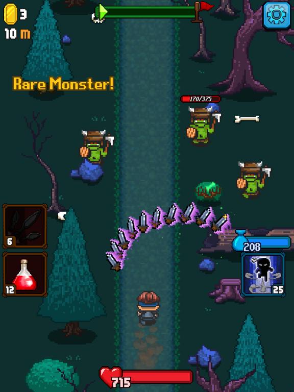 Screenshot #5 pour Dash Quest