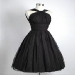 Wicked Black Dress App