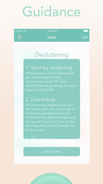 TidyLife - Decluttering Checklist