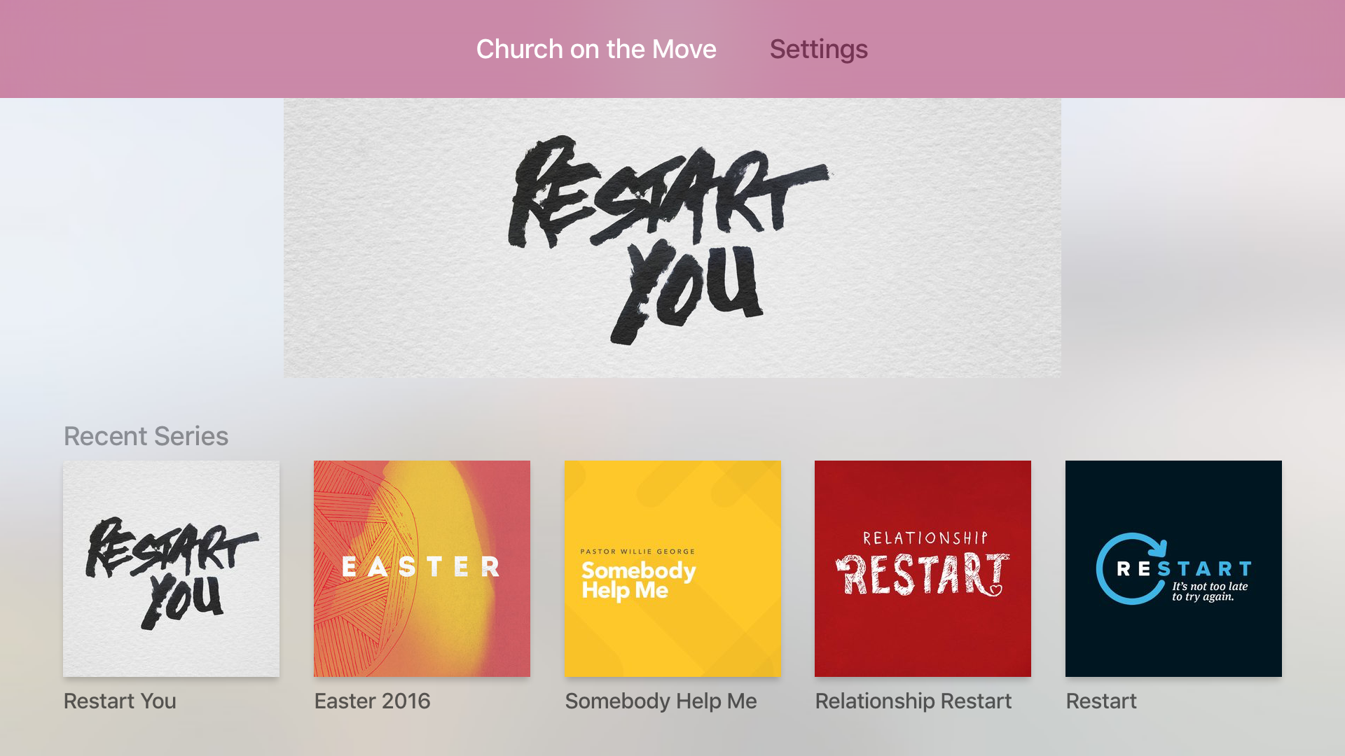 Church on the Move screenshot 3