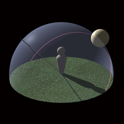 Moon, Earth and Sun