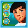 Eco Runner 3D - UAE's Official Energy And Water Saving Eco Action Game for Kids age 6-16!