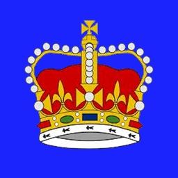 British Monarchs Portrait & History Reference