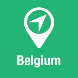 BigGuide Belgium Map + Ultimate Tourist Guide and Offline Voice Navigator