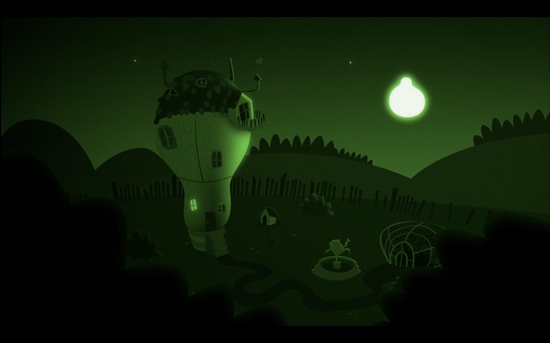 Screenshot do app Bulb Boy
