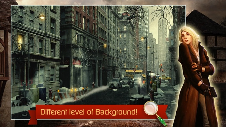 Downtown Crime Scene: Find Hidden Murder Mystery & Solve Criminal Case screenshot-3