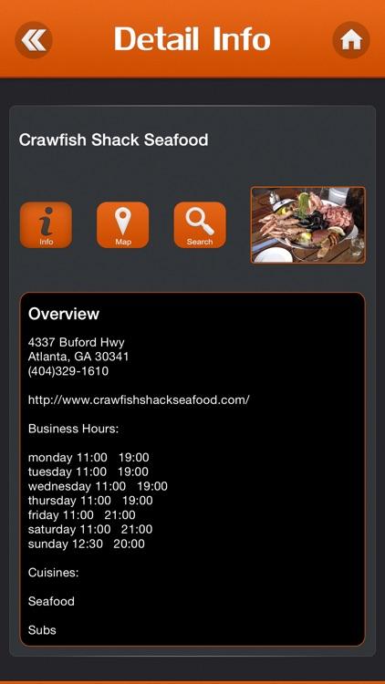 The Layover Restaurant Locations screenshot-3