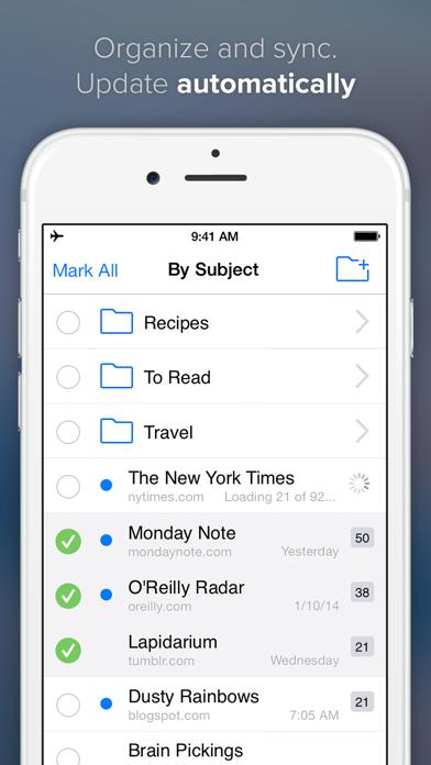 Offline Pages Pro review screenshots