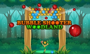 Bubble Shooter Woodland