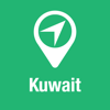 BigGuide Kuwait Map + Ultimate Tourist Guide and Offline Voice Navigator