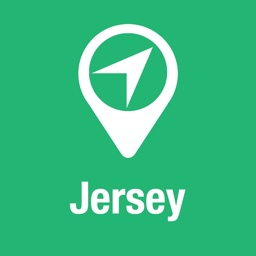 BigGuide Jersey Map + Ultimate Tourist Guide and Offline Voice Navigator
