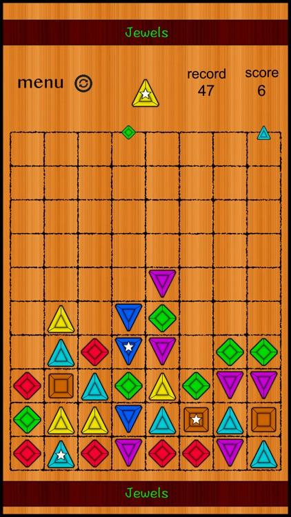 Jewels - Match 3 screenshot-4