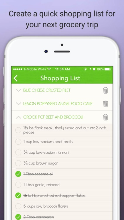 Eat Gluten Free - Delicious Gluten Free Diet Recipes and Meals app image