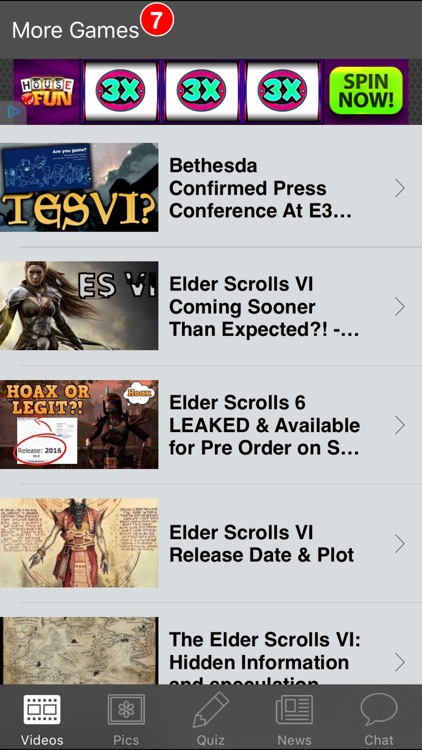 Countdown - Elder Scrolls VI Edition screenshot-4